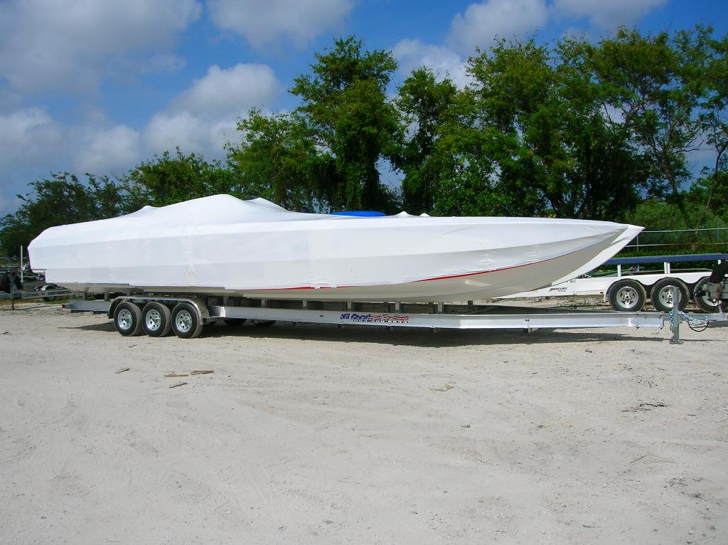 Boat Trailers - All American Trailers